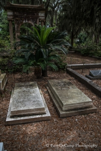 Johnny Mercer and his wife's plot
